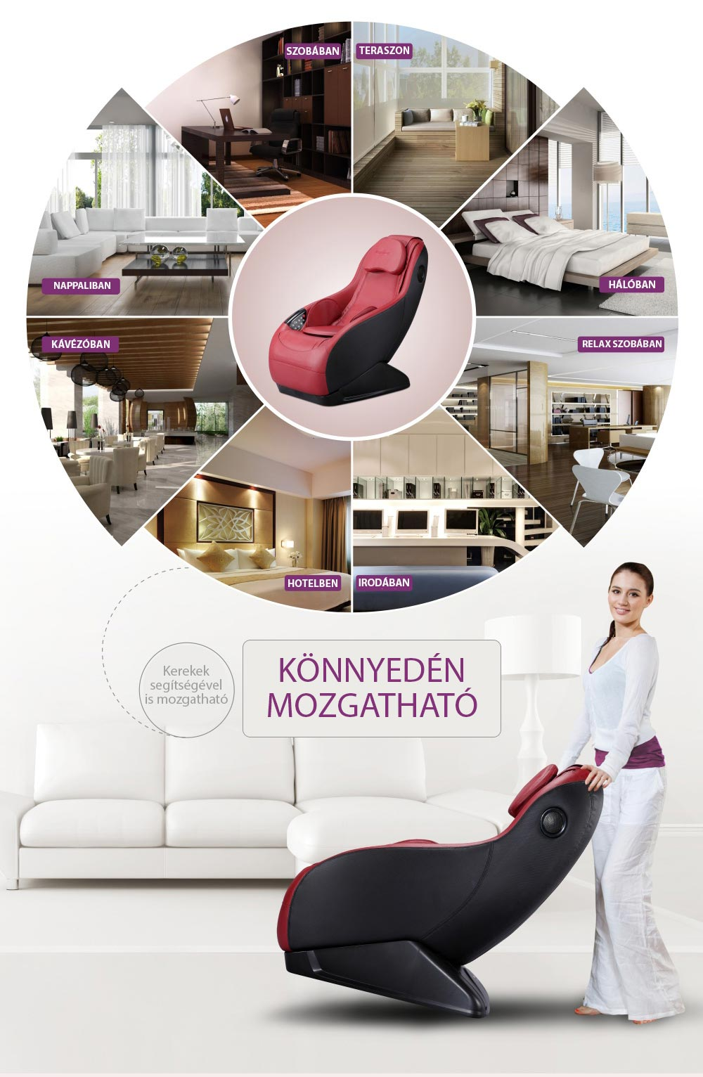 bionwell-palermo-masszazsfotel-kerekei-segitsegevel-konnyeden-mozgathato-iroda-szoba-nappali