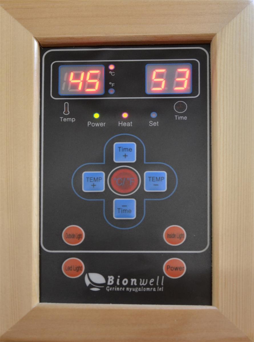 bionwell-2-szemelyes-infraszauna-kulso-vezerlopanel